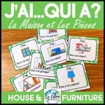 French-Vocabulary-Game-I-Have-Who-Has-House-La-Maison-Les-Pieces