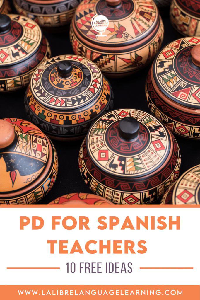 professional-development-for-teachers-spanish