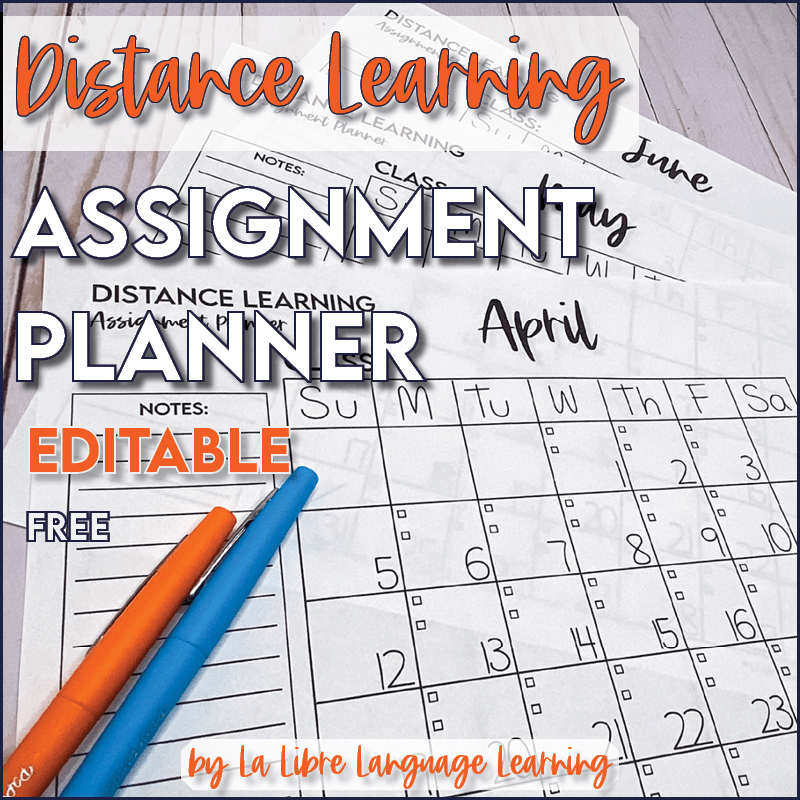 free-distance-learning-planner
