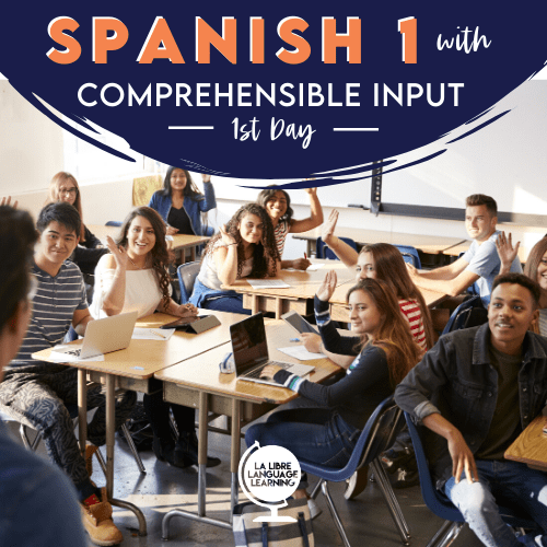 spanish-1-lessons