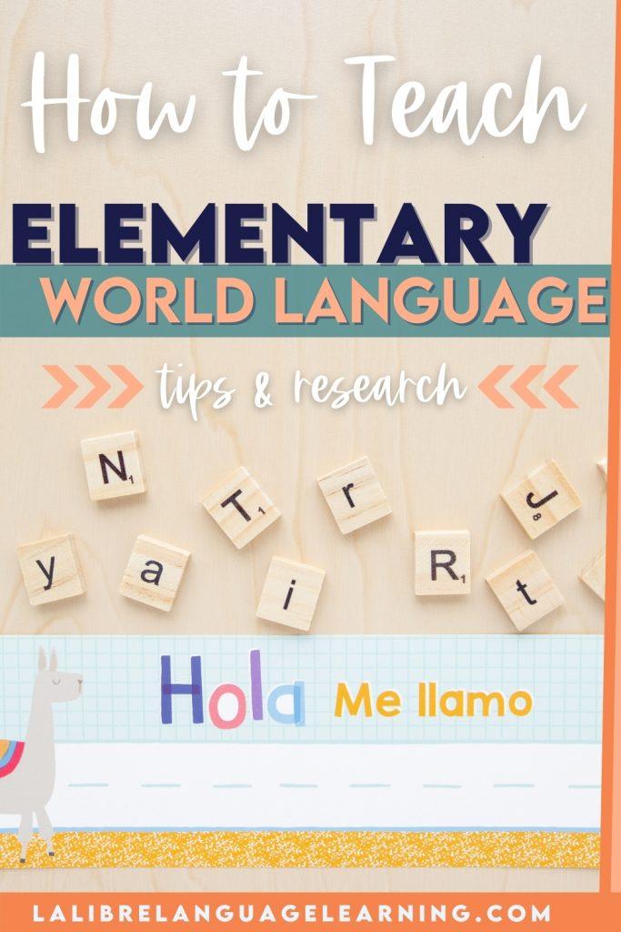 world-language-elementary