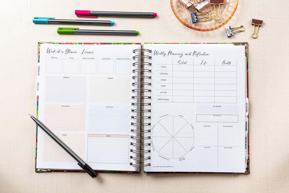 best-lesson-planner