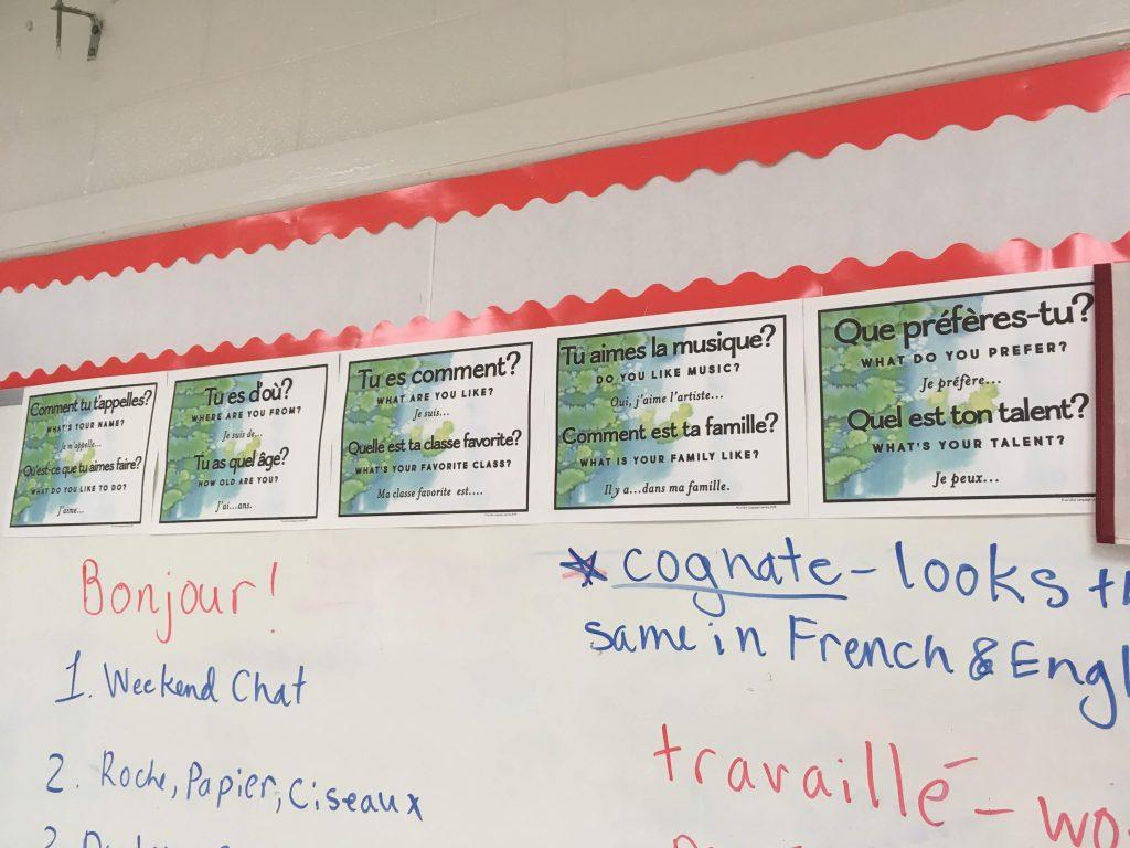 french-classroom-decor